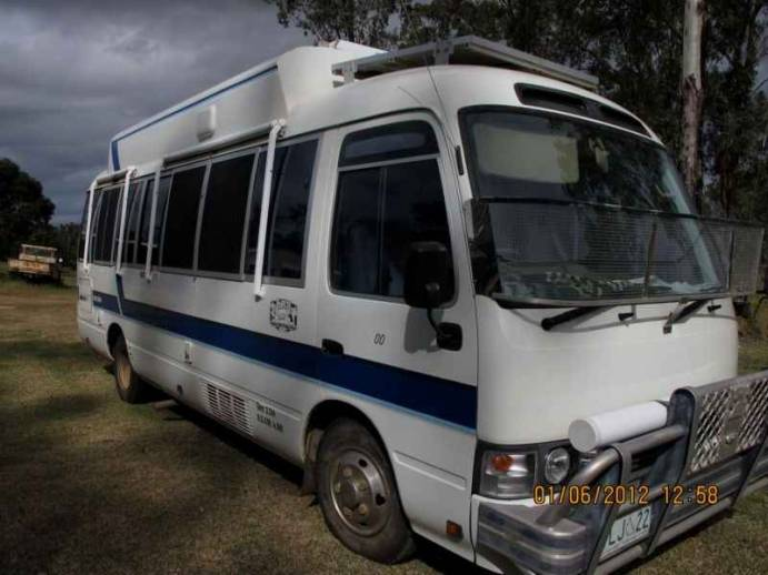 Toyota Coaster Philippines – HD Wallpapers